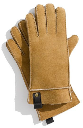 UGG Genuine Shearling Gloves http://rstyle.me/n/d4vzqr9te