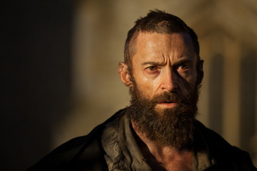 pictures photos of hugh jackman imdb my favourite aussie hugh jackman as jean valjean les miserables