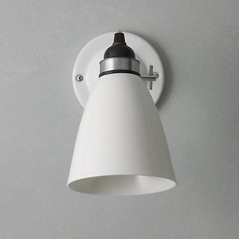 Original btc hector dome switched wall light medium natural white buy original btc hector dome switched wall light medium natural white online at johnlewis aloadofball Choice Image