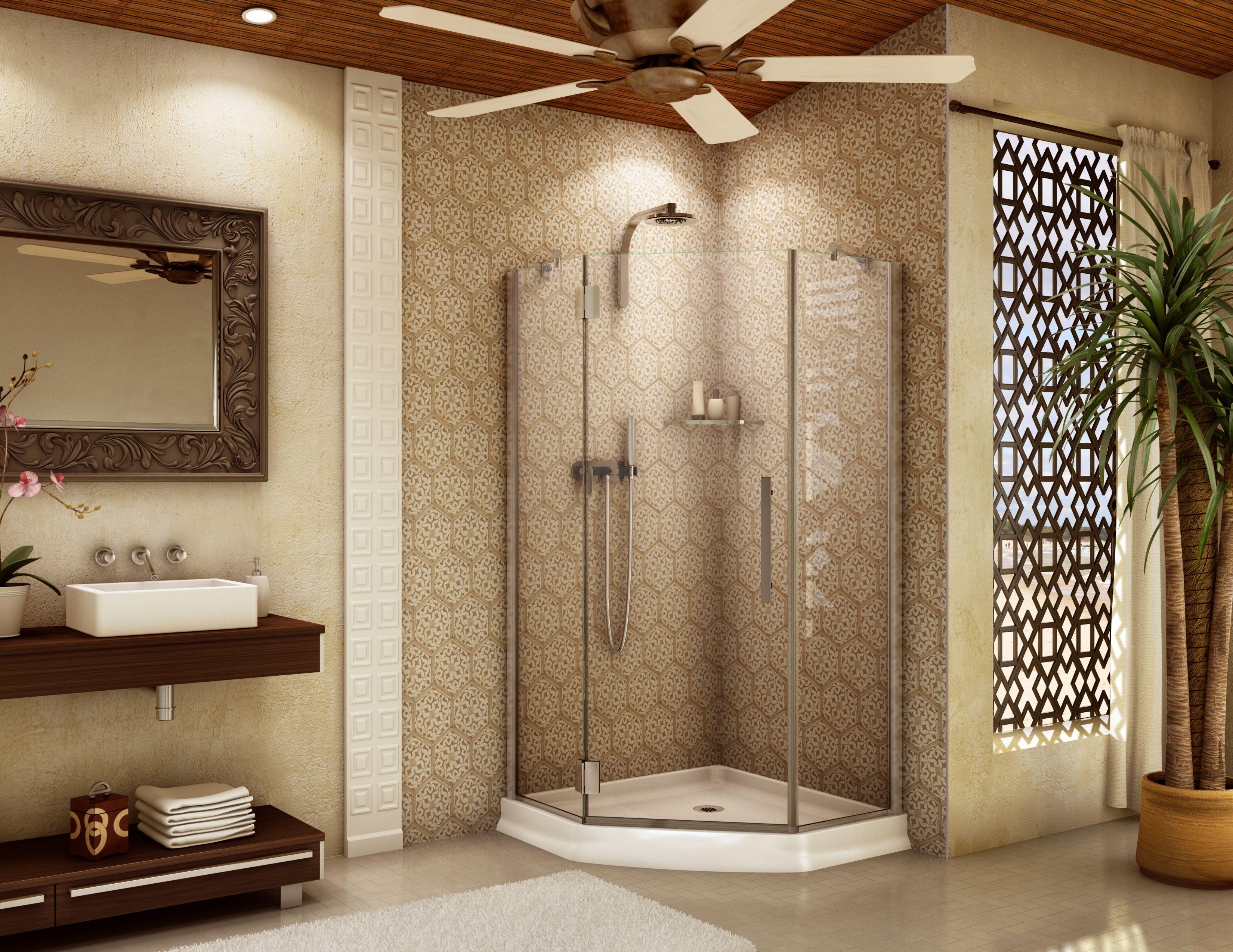 Moana Neo M 94x Shower Doors Neo Angle Shower Enclosures