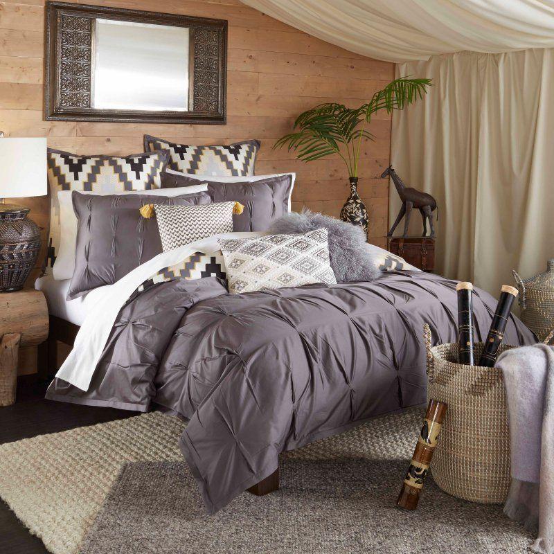 Tanzania Harper 3 Piece Duvet Set By Blissliving Home   14173BEDDF/QPWT