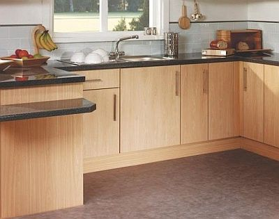 Faux Painting Kitchen Surfaces: Walls, Cabinets, Floors ...