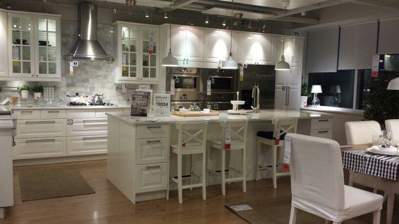 Dream kitchen #ikea esra Pinterest Kitchens and House