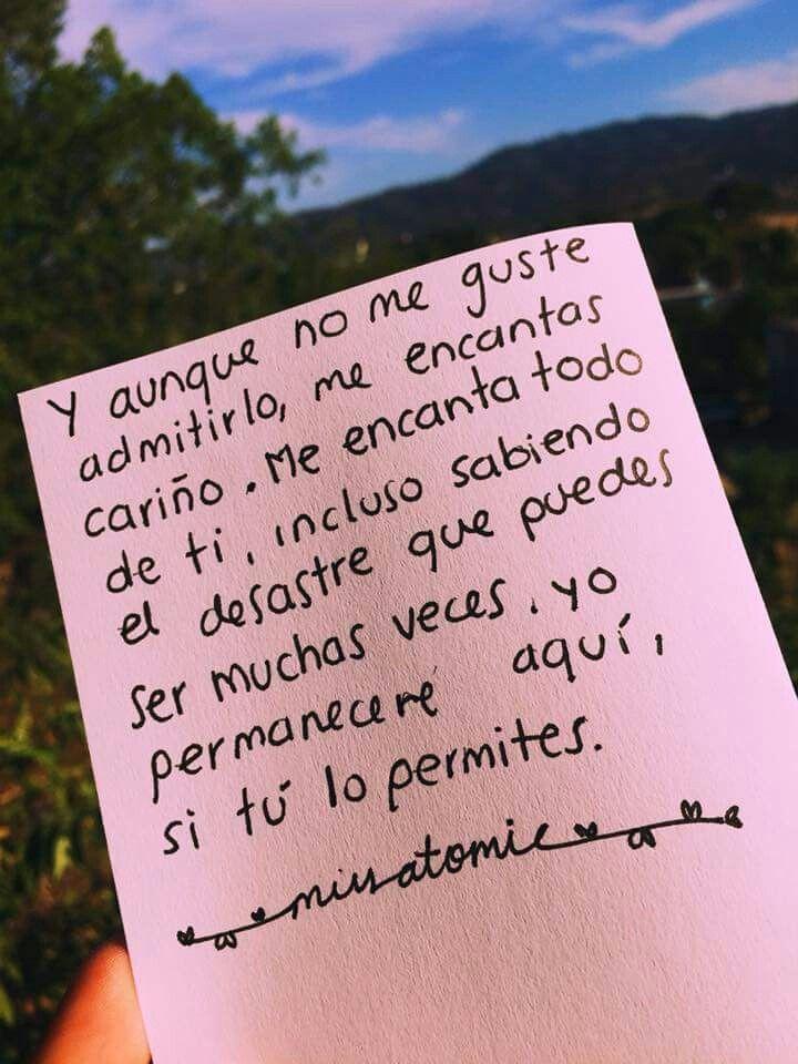 Pin De Fany Chi En Mi Amor Pinterest Frases De Amor Amor Y Frases