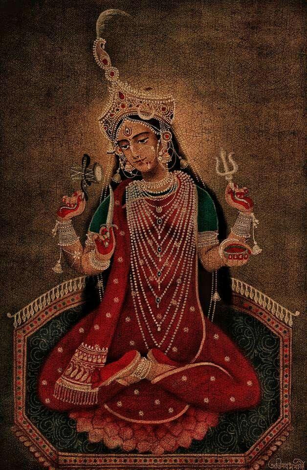   Sri karumari   adi shakti jagat janani.. creation ...