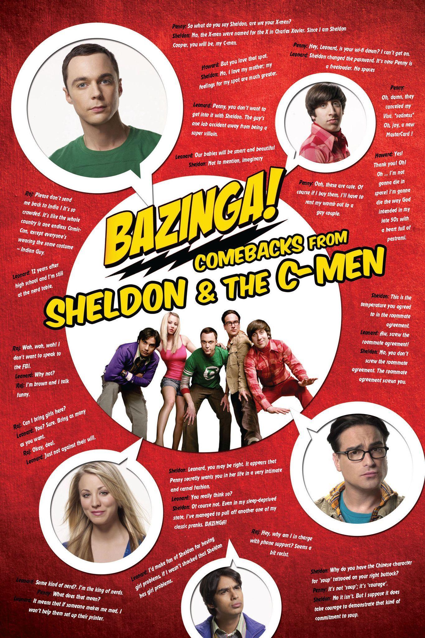 Doe Sheldon en Penny ooit hook up Hoe maak je een goede online dating gebruikersnaam
