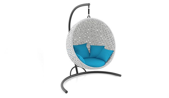 Hemisphere Hanging Chair