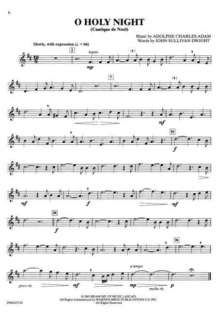 clarinet sheet music christmas - Google Search | Music | Pinterest ...