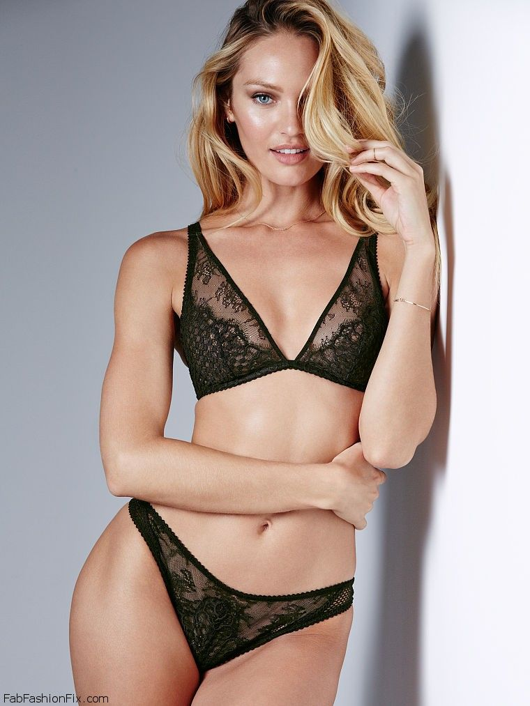 Stunning Candice Swanepoel for Victoria's Secret lingerie. #victoriassecret #candiceswanepoel