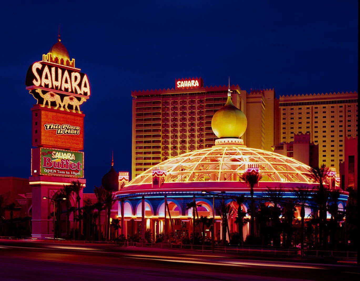 Las Vegas Nv Sahara Hotel Las Vegas Sls Las Vegas Las Vegas Hotels