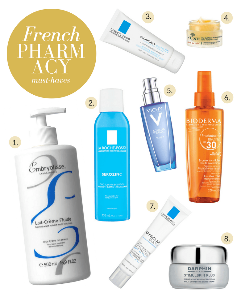 The Best French Pharmacy Products A Starter S Guide Best Body Care Fragrances French Skin Care French Pharmacy Body Care
