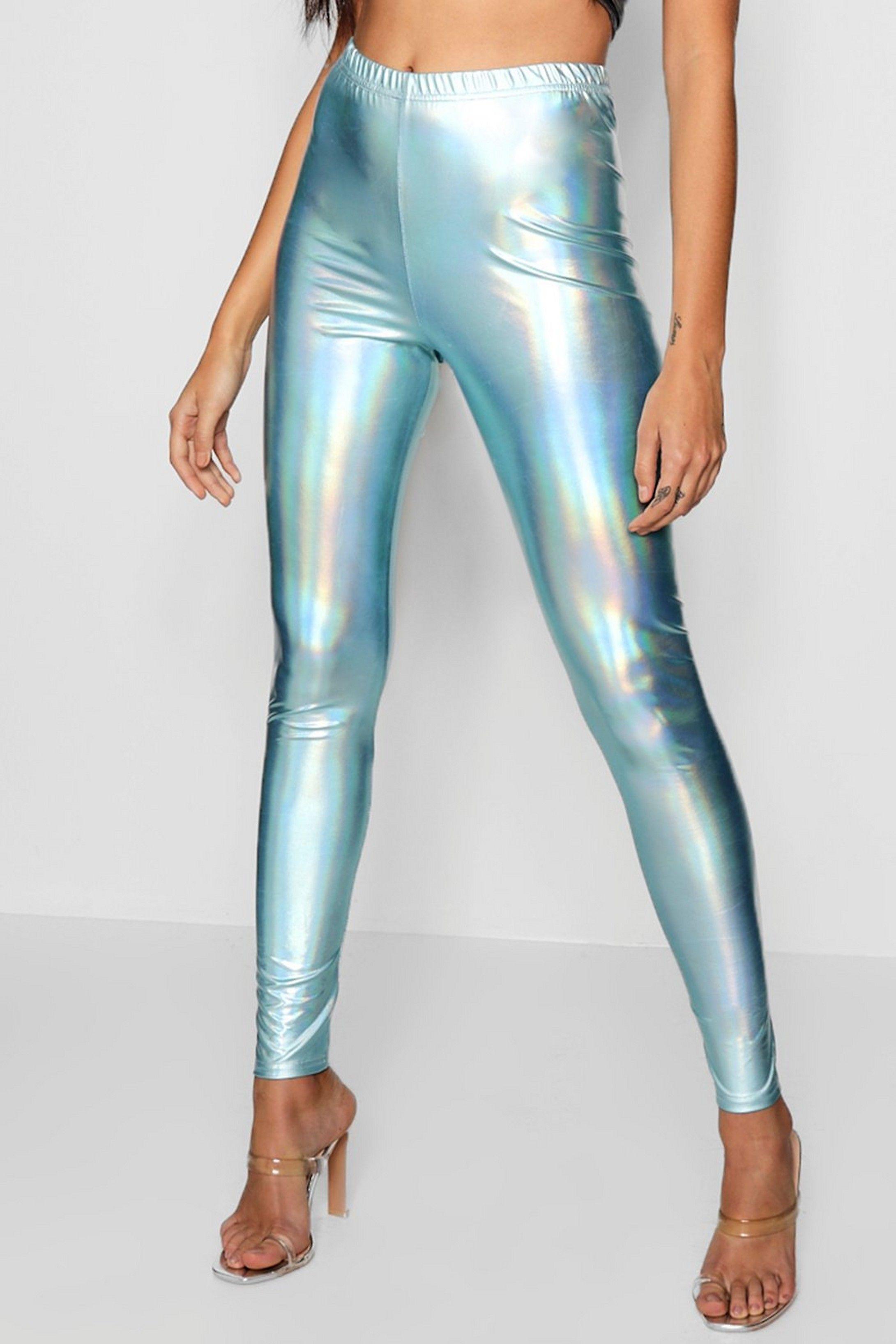 e5e0c1a51e67fe Metallic Capri Leggings; Gold, Silver Balera | Dance - stagewear & costumes  | Leggings, Capri leggings, Dance wear solutions