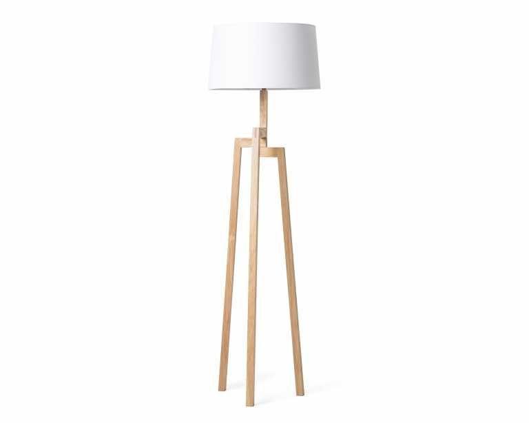 The Nordic Floor Lamp Is Asymmetrical Yet Balanced In True Nordic Design Style A Tripod Base Diy Floor Lamp Mid Century Modern Floor Lamps Indoor Floor Lamps