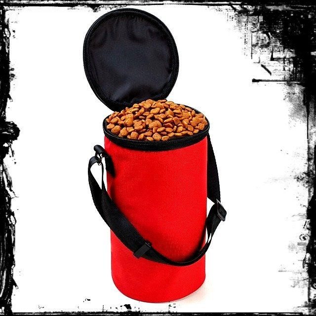 Pet Travel Dry Food Container  Mountain Back Outfitters