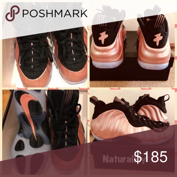 4502ebb71ad3 Nike Air Foamposite One Rust Pink Rose Gold -602 New Color Fast Seller 2  Left Comes New In Box Favorite Pick Nike Shoes Sneakers