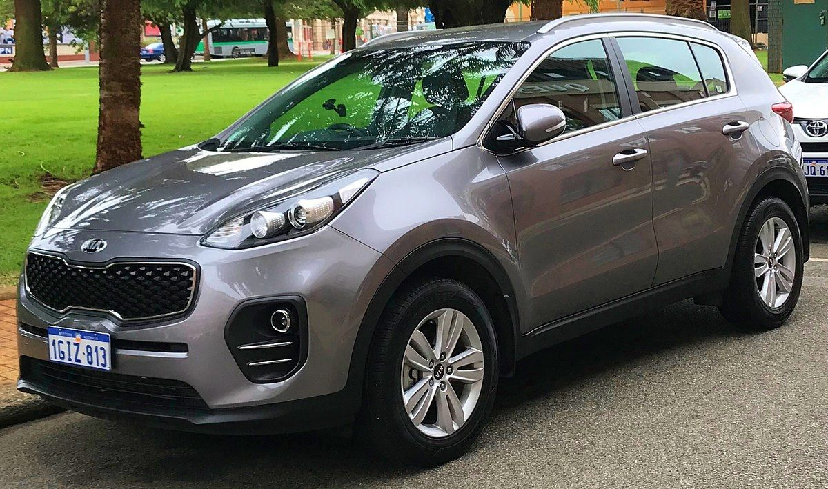Kia Sportage launches in Pakistan soon Kia sportage
