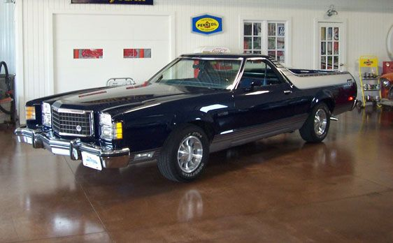 1978 ford ranchero gt pickup - 1978 Ford Ranchero