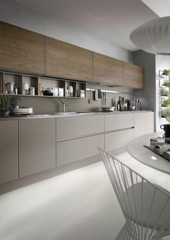 25 Zeitlose Grau Küche Dekor Ideen | Diyundhaus.com - Welcome to Blog