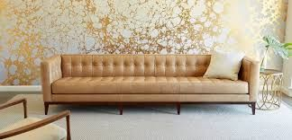 Image Result For American Leather Luxe Sofa Blue Velvet
