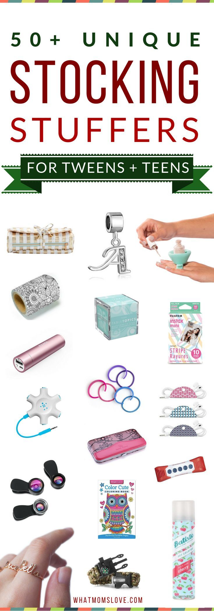 250+ Unique Stocking Stuffers For Kids (That Aren't Junk!)