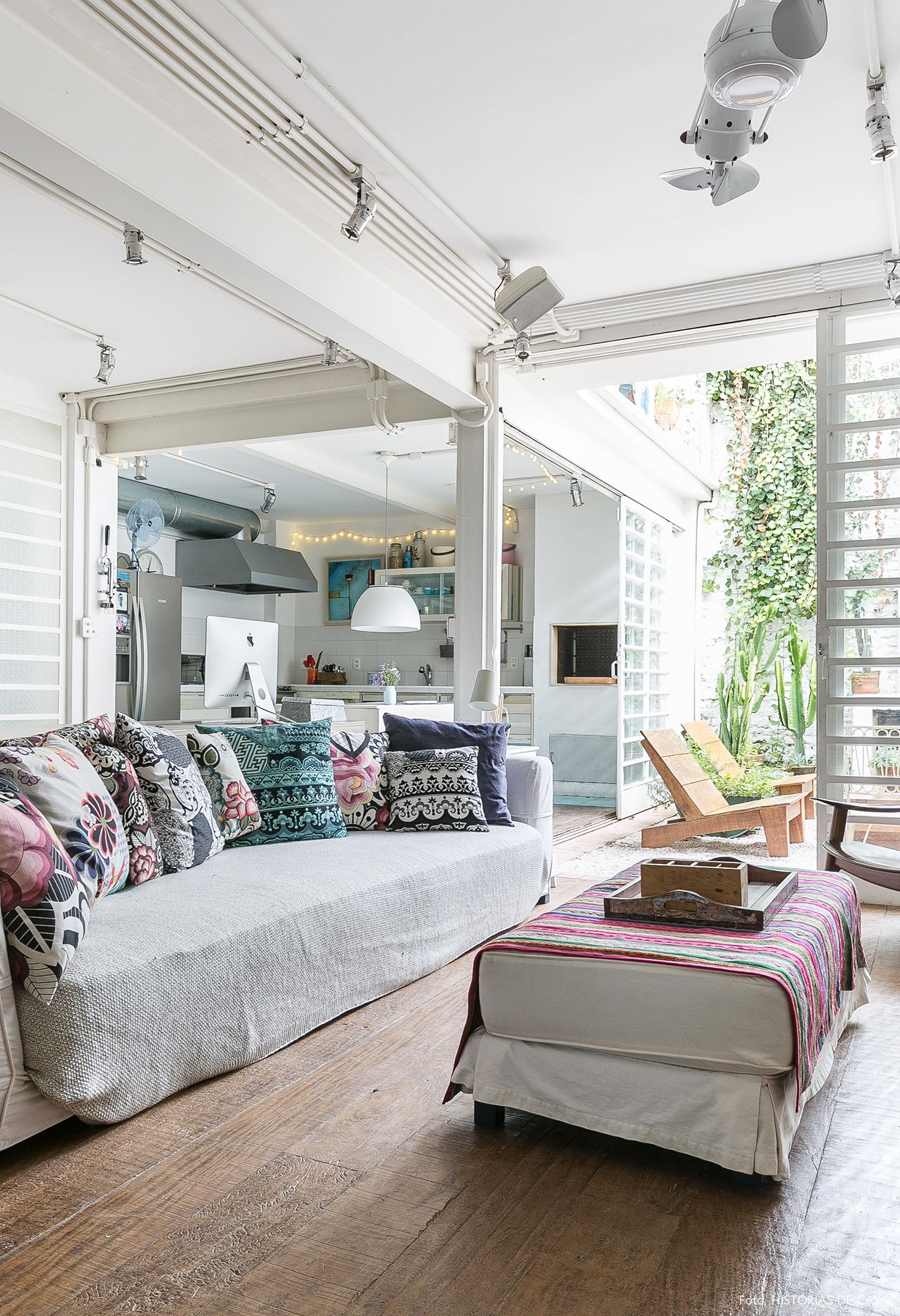 Historias de Casa Interior Design Living Room
