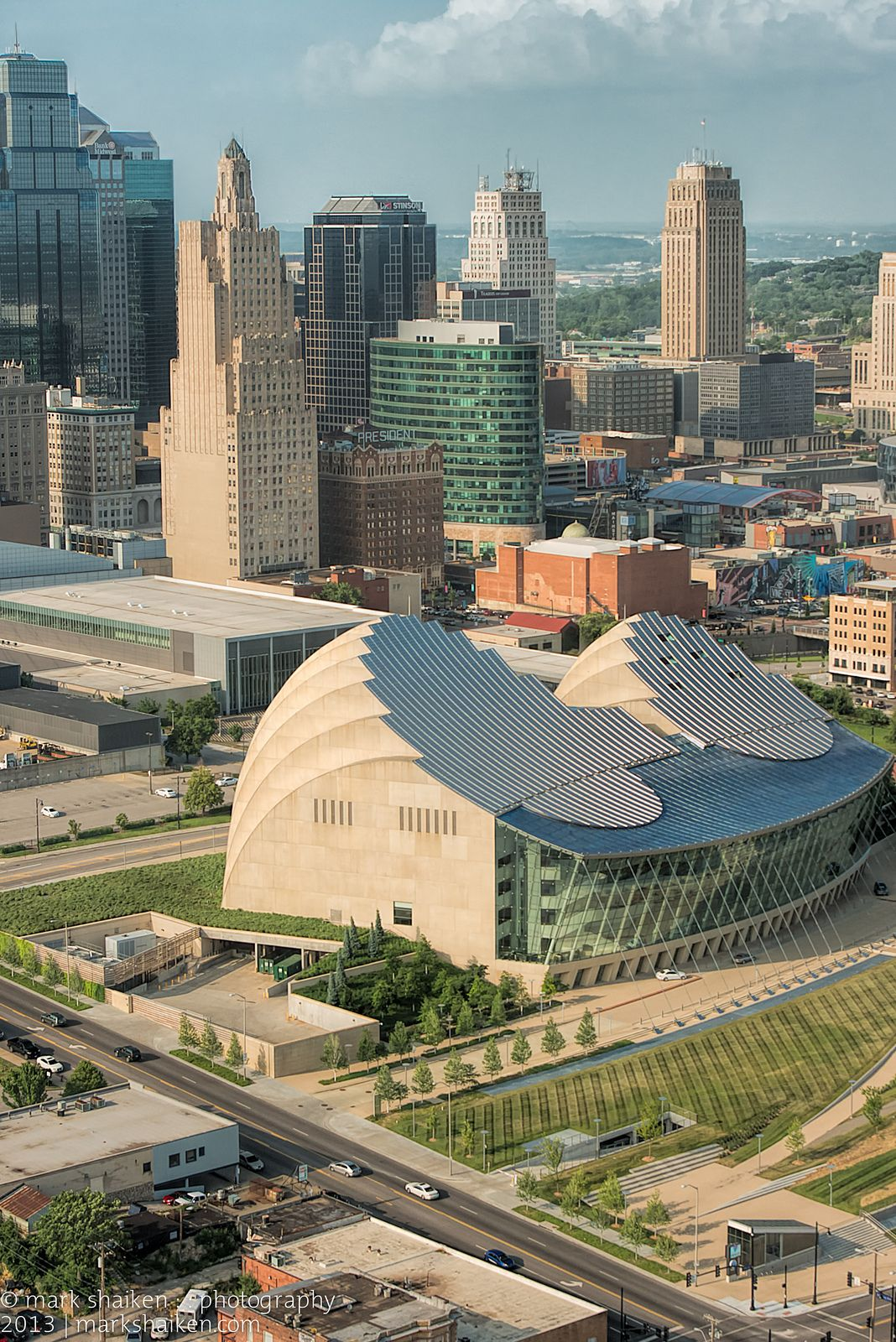 The Kauffman Center Is One Of The Most Beautiful Architectual