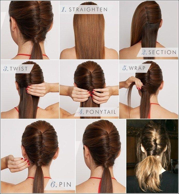 Peinados Sencillos Y Bonitos Para Adolescentes Paso A Paso Peinados Sencillos Peinados Con Trenzas Faciles Peinados