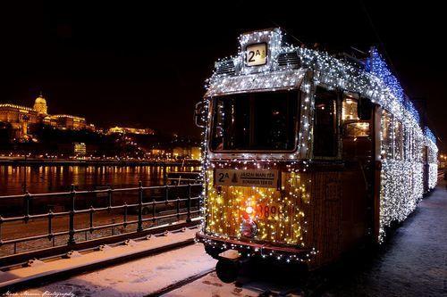 MERRY CHRISTMAS BUDAPEST,HUNGARY!!!! ❤ ❤ ❤️CHRISTmas is my