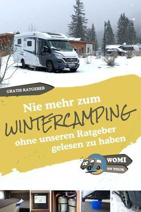 Photo of No more for winter camping without our guide to winter-proof mobile homes …