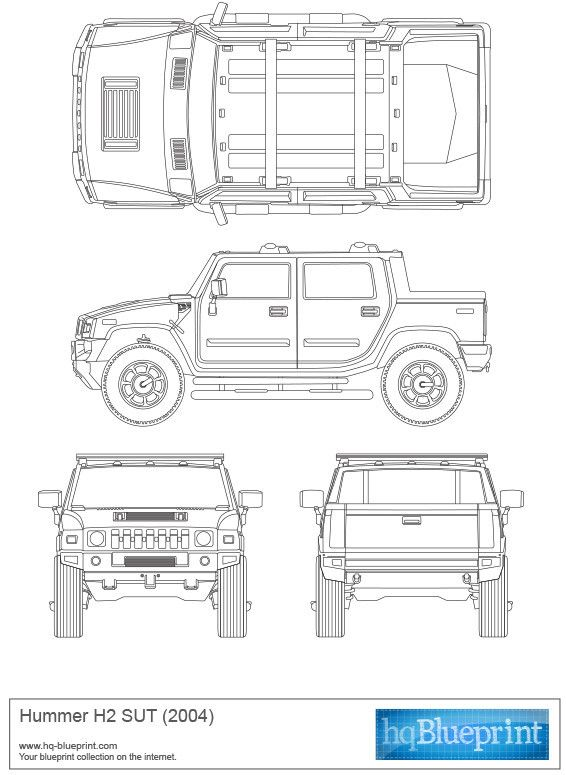 Hummer H Sut Wiring Diagram Schematic Electronic • Wiring