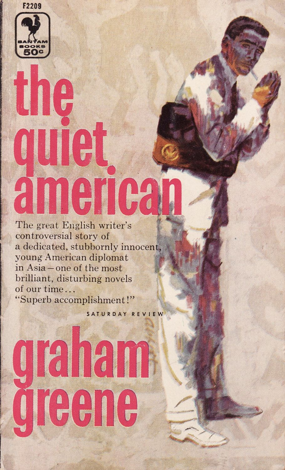 The Quiet American Book