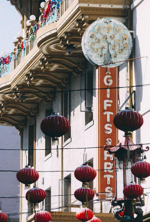 San Francisco, CA [Chinatown] — www.duenorthdesignco.com