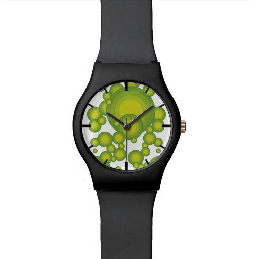 #Siebziger #Jahre #Armbanduhr designed by #pASob at #zazzle.de 42,95 € pro #Uhr