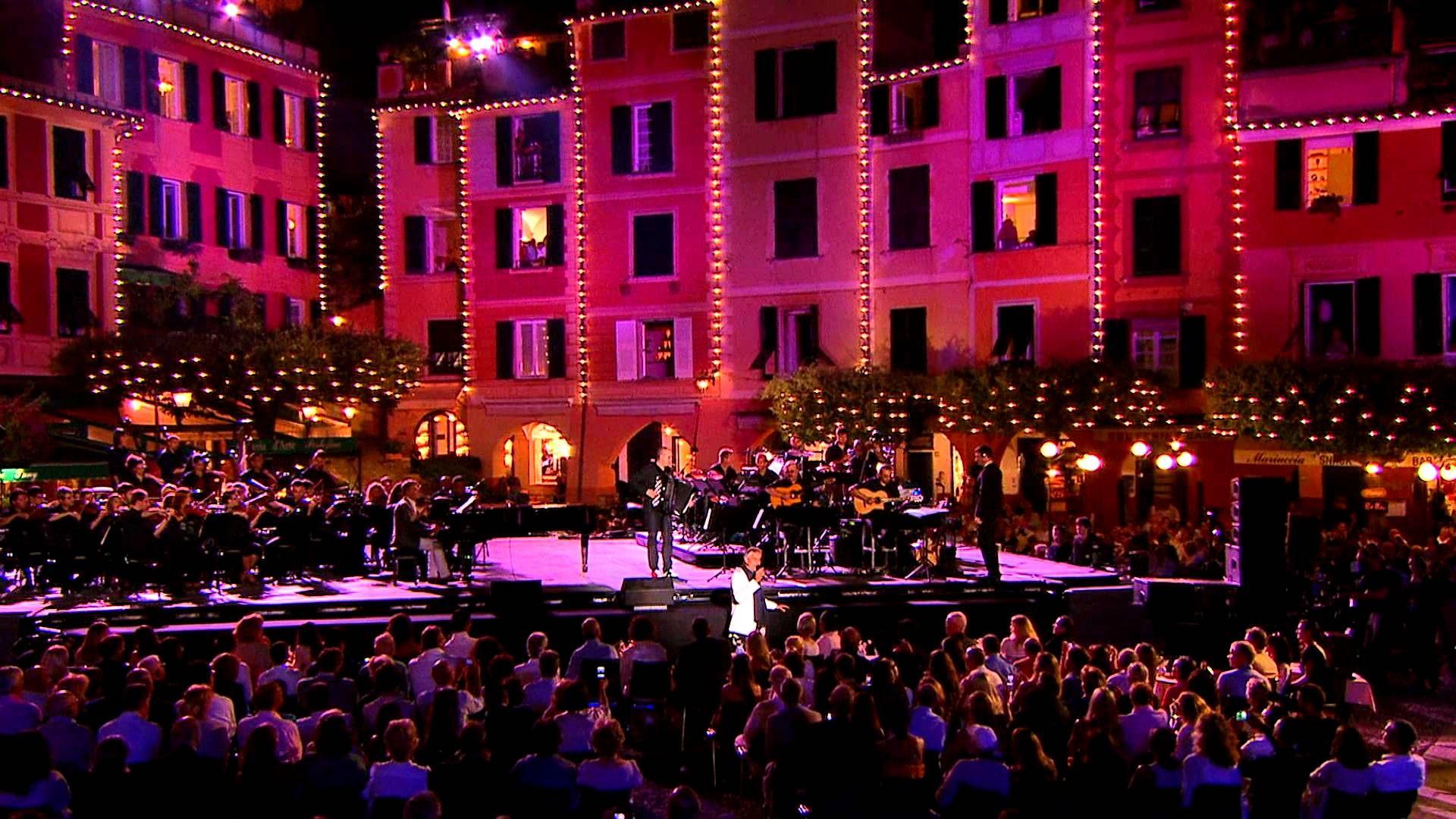 Andrea Bocelli - La Vie En Rose ft. Edith Piaf