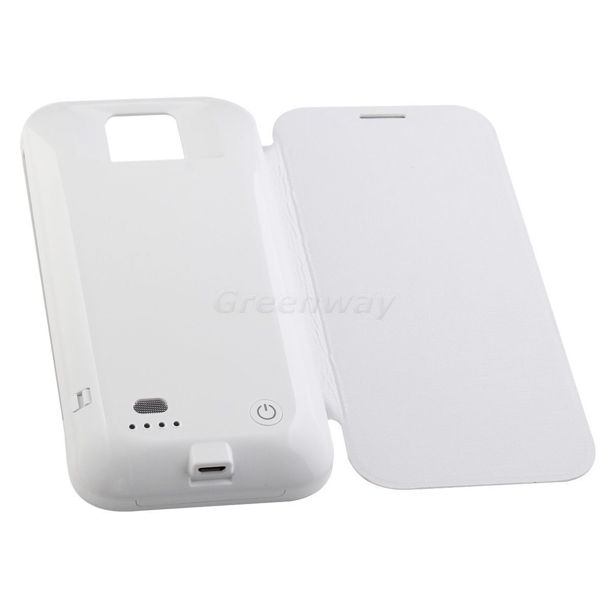 the best attitude f5ab2 70b2a External Battery Charger Case for Samsung Galaxy S4 Power Case 3300 ...