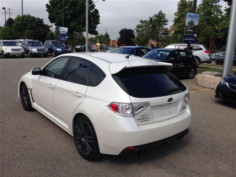 """Car - 2012 Subaru Impreza WRX STI - 305HP + AWD + 6 speed + Brembo in Brampton, ON  $34,500"""
