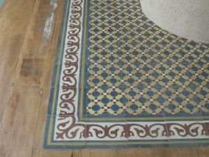 Cappellini antichi pavimenti milano piastrelle vintage