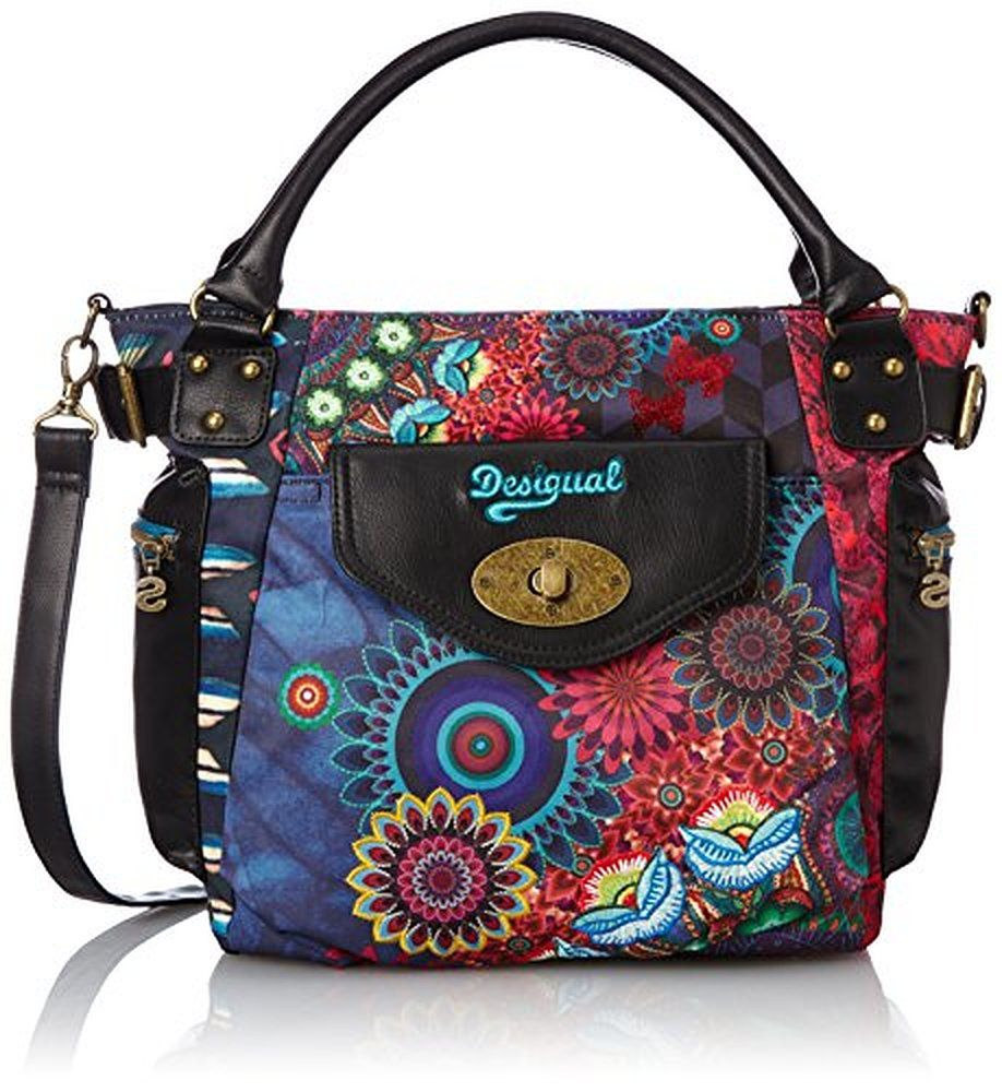 Carteras Lakey Top Handle Bag NoneBags Desigual kn0O8Pw