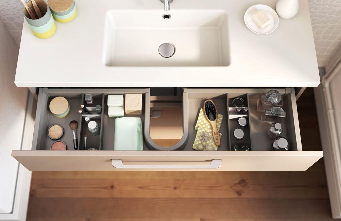 Salle De Bain Occasion Marseille ~ meuble avec vasque avec rangements brooklyn fit aquarine meubles