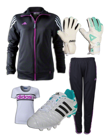 #Goalkeeper #Training #Outfit #Adidas #Women