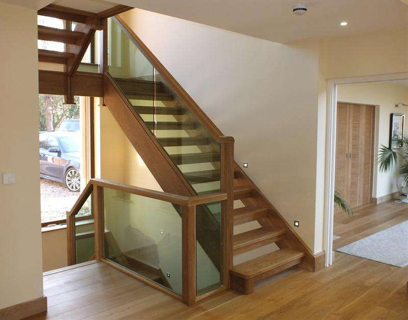 Best Staircase Manufacturers Bespoke Modern Timber Staircases 640 x 480