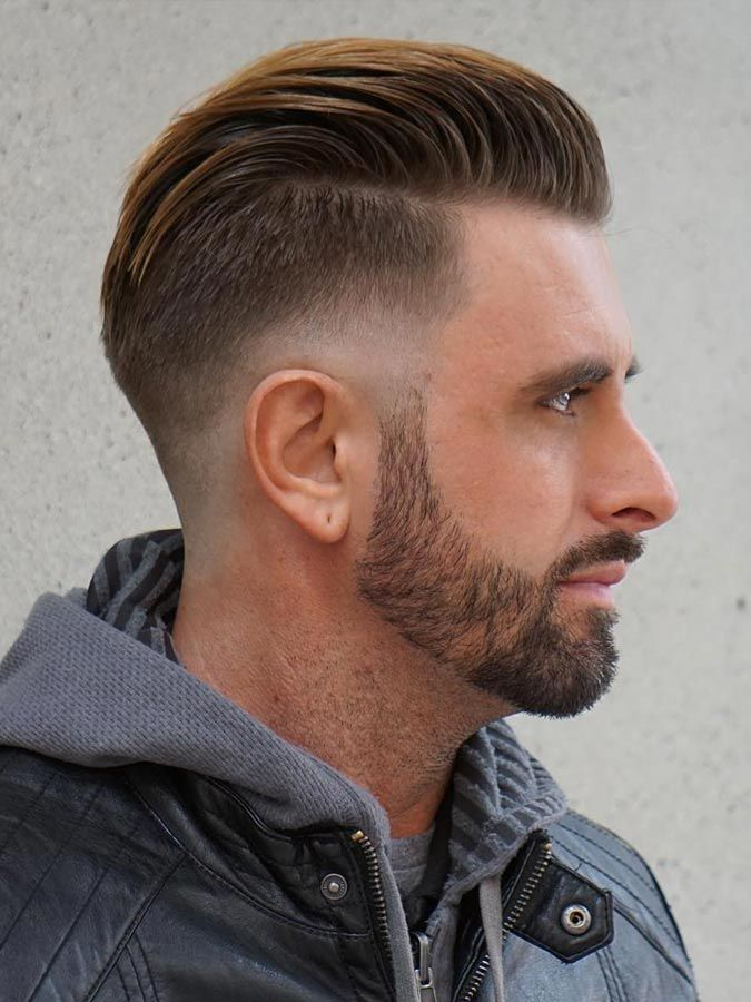 Drop Fade Cool Haircuts For Men 12