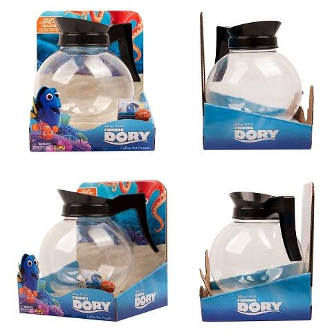 Dory Playset- Coffee Pot and Dory
