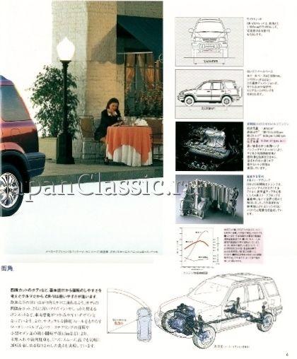 Honda Cr-v 1995 Rd1