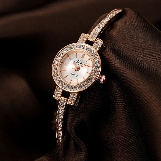 Watches women fashion watch 2018 luxury brand Quartz Watch lady Mesh Stainless  Steel Womens Watches Relogio Feminino Clock Review 89c6d39da02