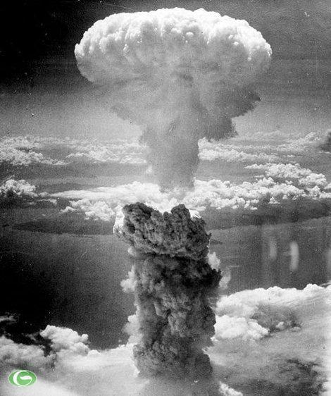 atomic bomb - Japan 1945