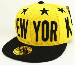 6f7f83d4a67 NEW YORK Letter Boy Girls Baseball Caps Children Hip Hop Cap Kids Snapback  Summer Caps Baseball Hats For Baby