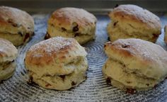#Thermomix #recipe for buttermilk scones via @MaggieFoodie
