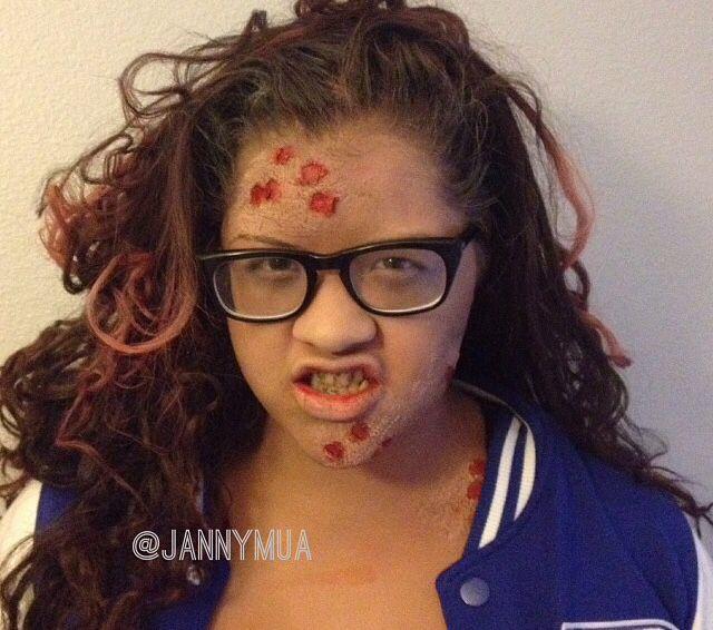 #zombieteen #pridebeautystudio