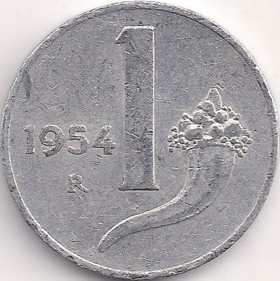 Wertseite MünzeEuropaSüdeuropaItalienLira1.001951
